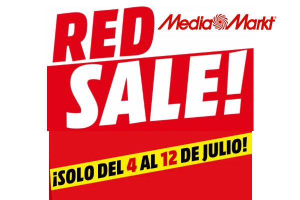 Las mejores ofertas del Red Sale de Media Markt