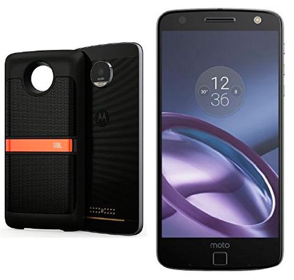 Motorola Moto Z con Moto Mod de regalo en Amazon