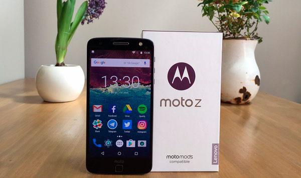 oferta Moto Z con Moto Mod camara
