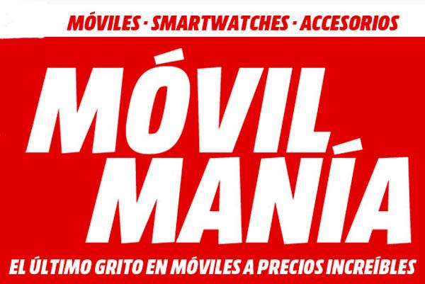 MóvilManía de Media Markt, buenas ofertas en móviles