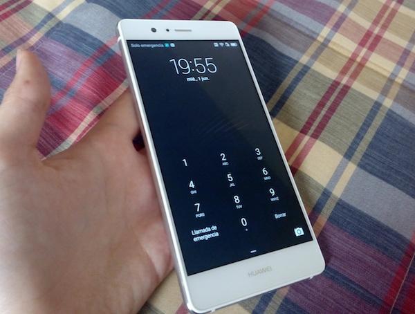 Compra un Huawei P9 Lite por 180 euros en Amazon