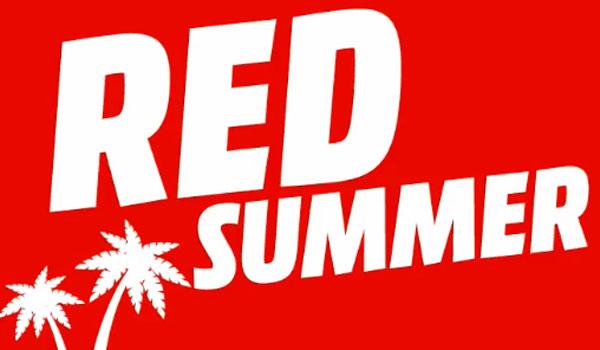 Las mejores ofertas del Red Summer de Media Markt