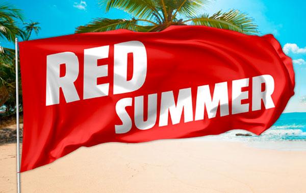 Nuevas ofertas en el Red Summer de Media Markt