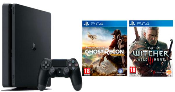 Nuevas ofertas en el Red Summer de Media Markt PS4