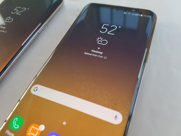 oferta eBay Samsung Galaxy S8 pantalla infinita
