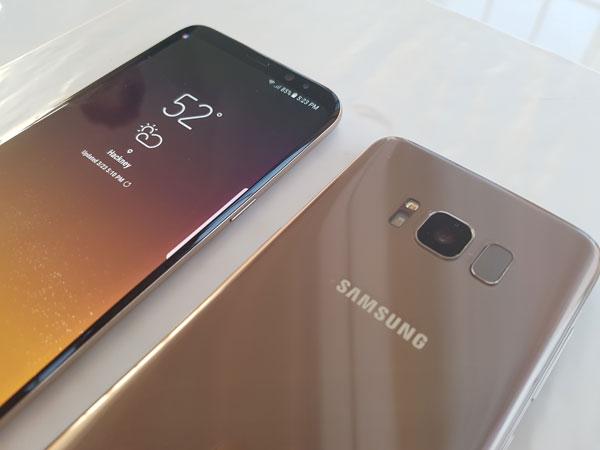 oferta eBay Samsung Galaxy S8 cámara principal