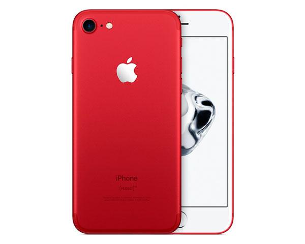 Consigue un iPhone 7 Red con 200 euros de descuento