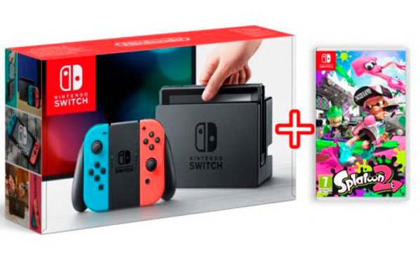 Ofertas de eBay por la Tech Weekend Nintendo Switch