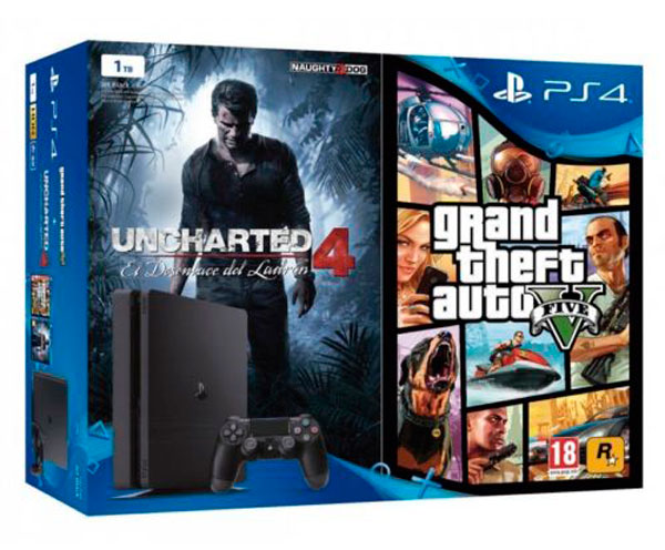 Ofertas de eBay por la Tech Weekend PS4 Slim