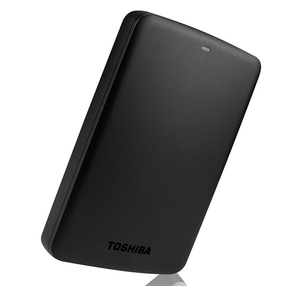 5 discos duros externos para la vuelta al cole Toshiba Canvio Basics