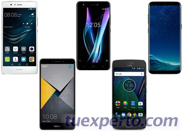 5 ofertas en móviles que puedes comprar en Amazon