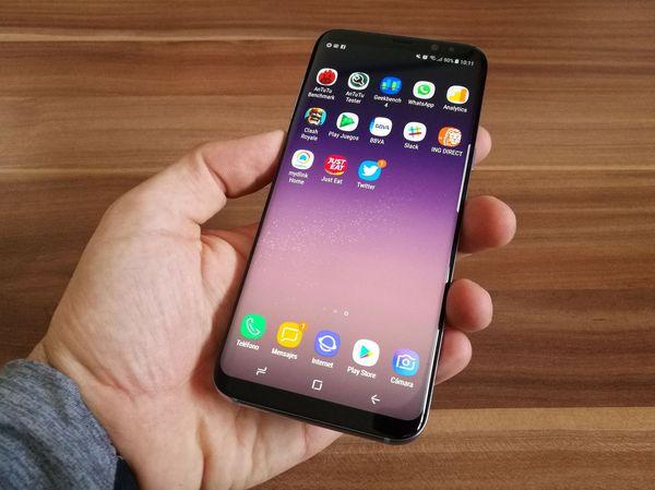 Consigue el Samsung Galaxy S8+ por 580 euros en eBay