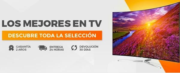 Las mejores ofertas en televisores de PcComponentes