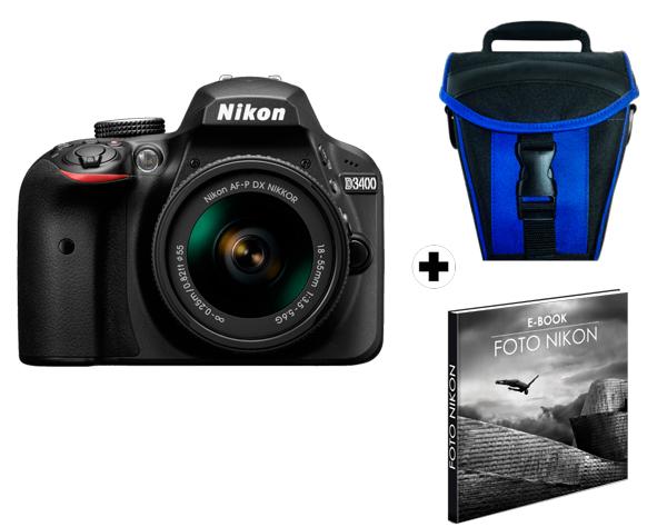 mejores ofertas Súper Ventas Media Markt Nikon D3400