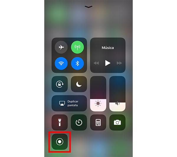 7 trucos de iOS 11 para iPhone y para iPad grabar pantalla