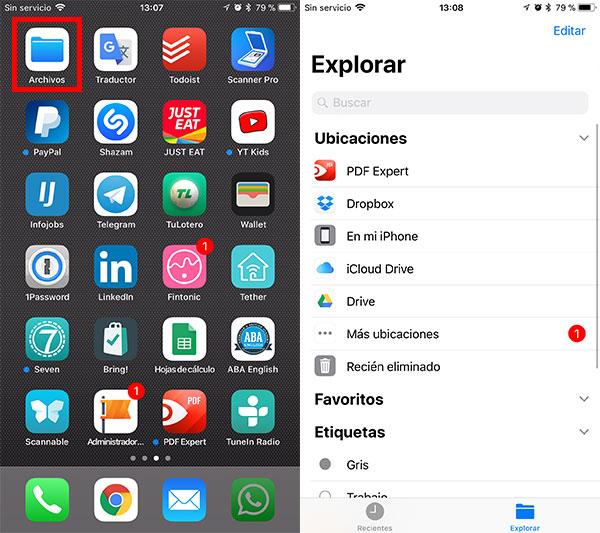 7 trucos de iOS 11 para iPhone y para iPad archivos