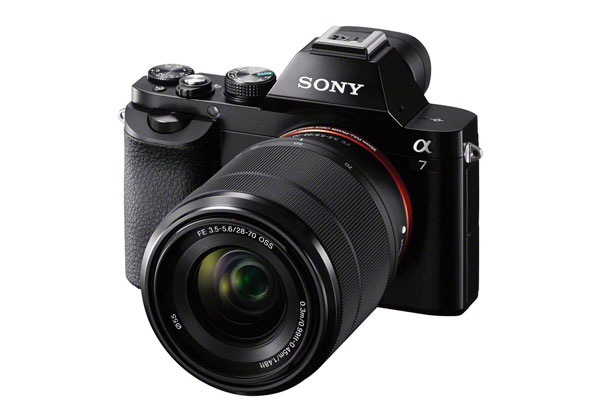 ofertas Black Friday El Corte Inglés Sony Alpha 7