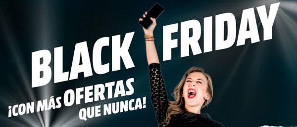 Las mejores ofertas del Black Friday de Media Markt