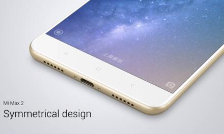 Consigue un Xiaomi Mi Max 2 por 180 euros en Gearbest