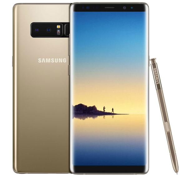 Samsung Galaxy Note 8 por solo 740 euros en eBay