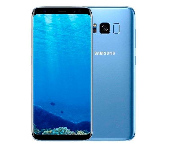 Samsung Galaxy S8 por menos de 525 euros en eBay