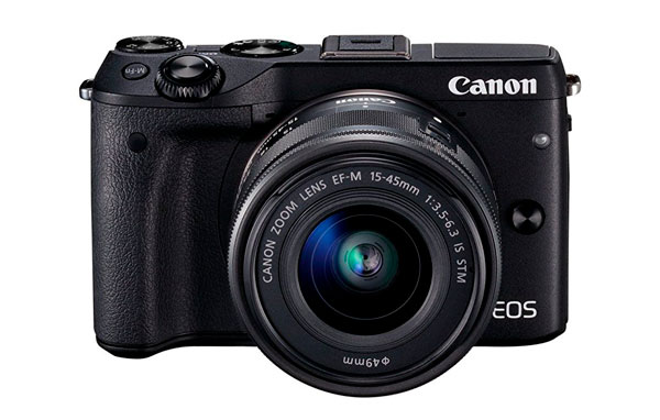 ofertas semana Black Friday Canon EOS M3