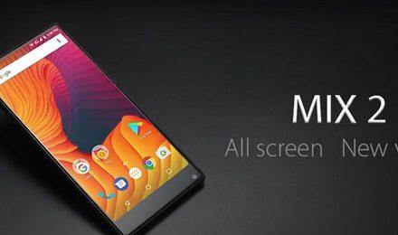 Vernee Mix 2, gran pantalla y 6 GB de RAM por menos de 200 euros
