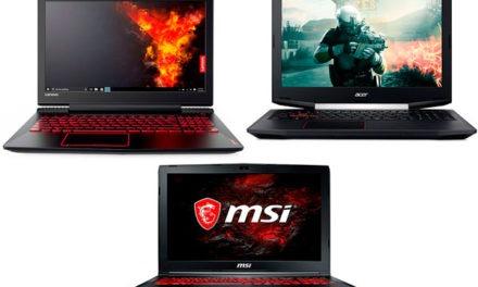 3 portátiles gaming en Amazon por menos de 1.000 euros