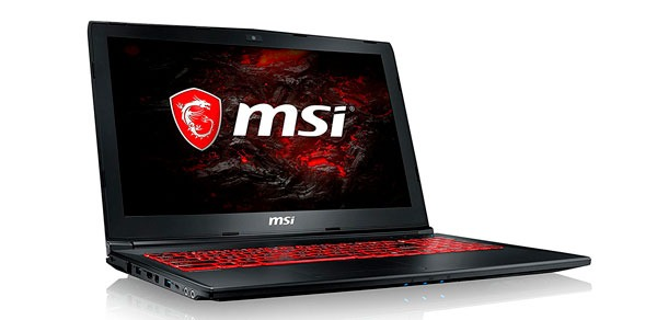 3 portátiles gaming en Amazon MSI