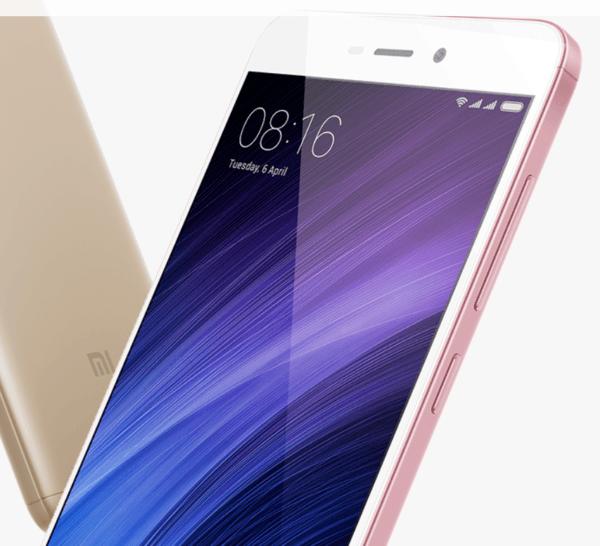 Consigue un Xiaomi Redmi 4A en Gearbest por 67 euros con código 1
