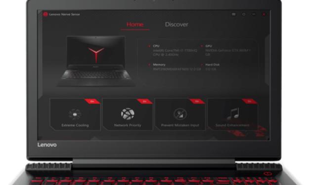 Lenovo Y520, ordenador gaming con un descuento de 100 euros en Amazon