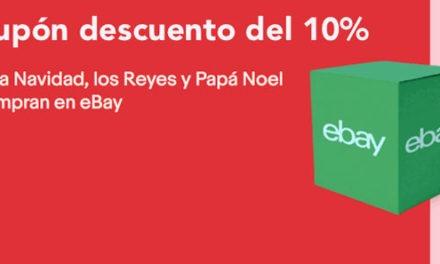 Consigue cualquier producto de eBay con un 10% de descuento