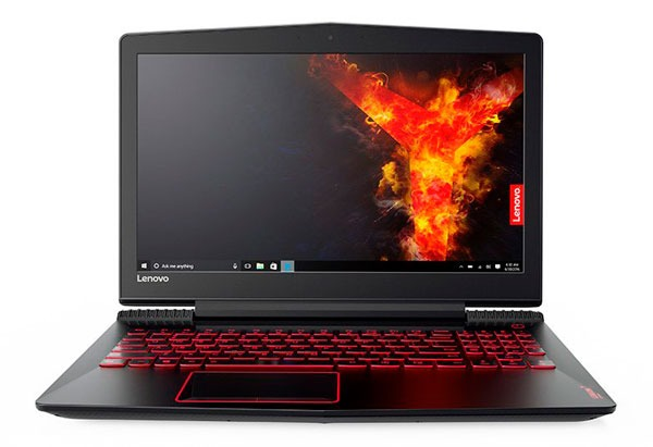 Ordenador gaming Lenovo Legion Y520 con 200 euros de descuento en Amazon