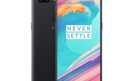 Consigue el OnePlus 5T por menos de 480 euros