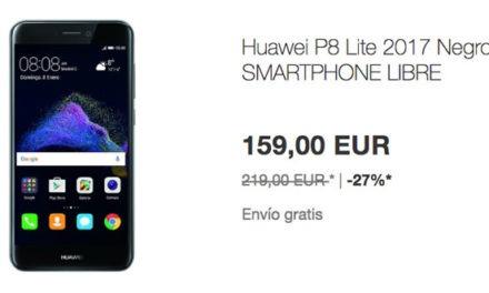 Huawei Mate 10 y Huawei P8 Lite 2017, las ofertas de la semana en eBay
