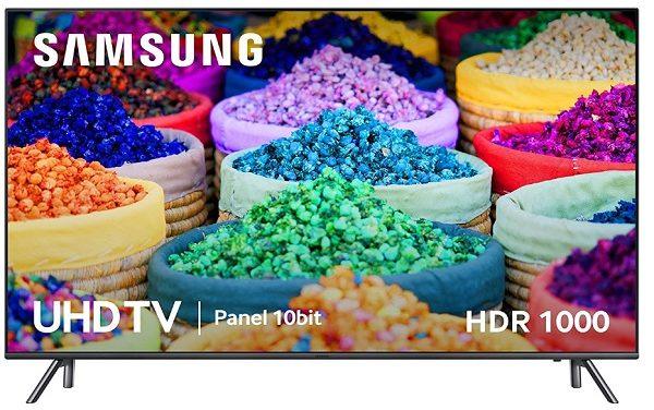 Televisor Samsung UE49MU7055T con 500 euros de descuento en Amazon