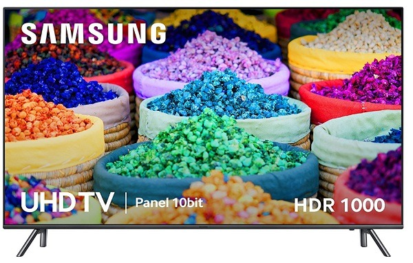 samsung tv especificaciones