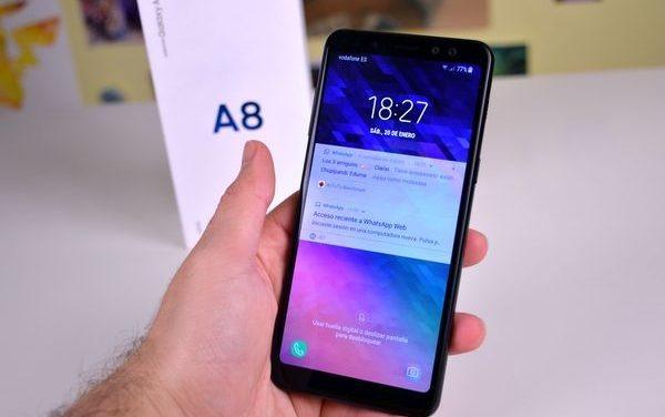 Aprovecha la mejor oferta del Samsung Galaxy A8 por menos de 270€