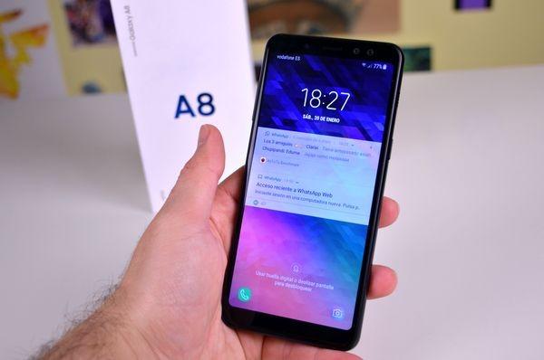 10 trucos para aprovechar al máximo el Samsung Galaxy A8