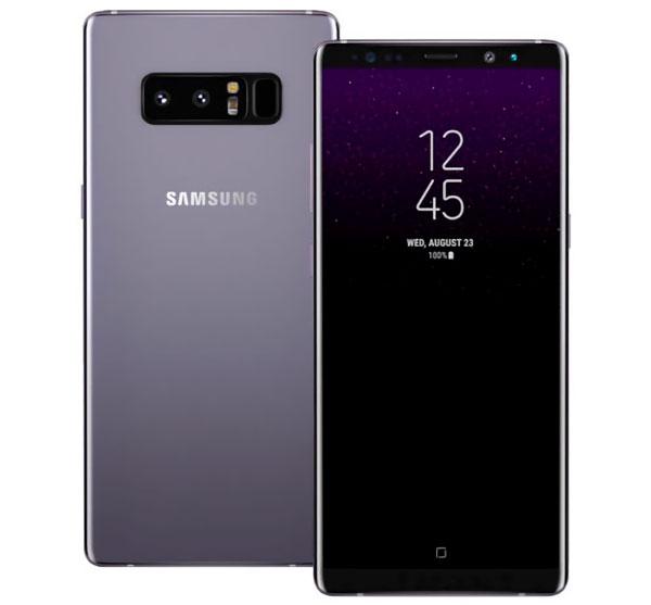 mejores ofertas de eBay en móviles y teles Samsung Galaxy Note 8