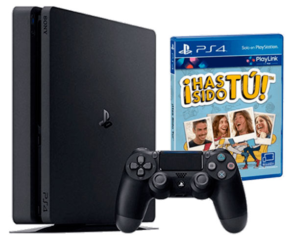 mejores ofertas rebajas PS4 Slim