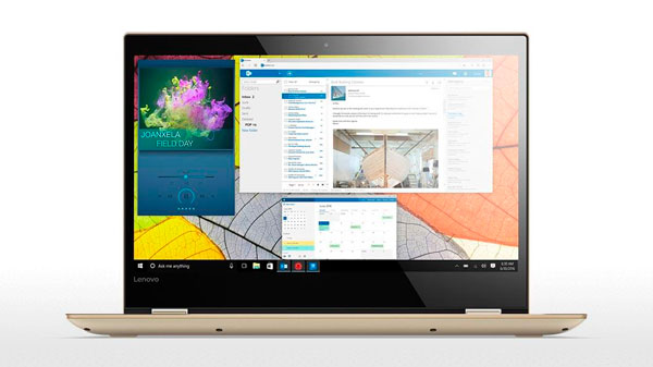 oferta Amazon Lenovo Yoga 520 pantalla