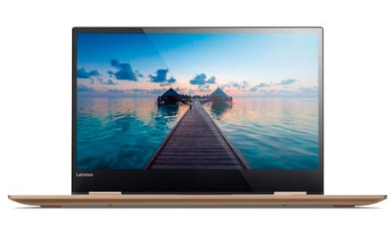 Lenovo Yoga 720 con más de 400 euros de descuento en PcComponentes
