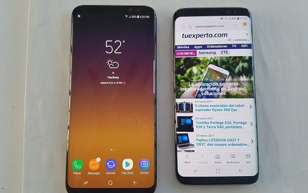 Samsung Galaxy S8 en oferta en Simyo por 485 euros
