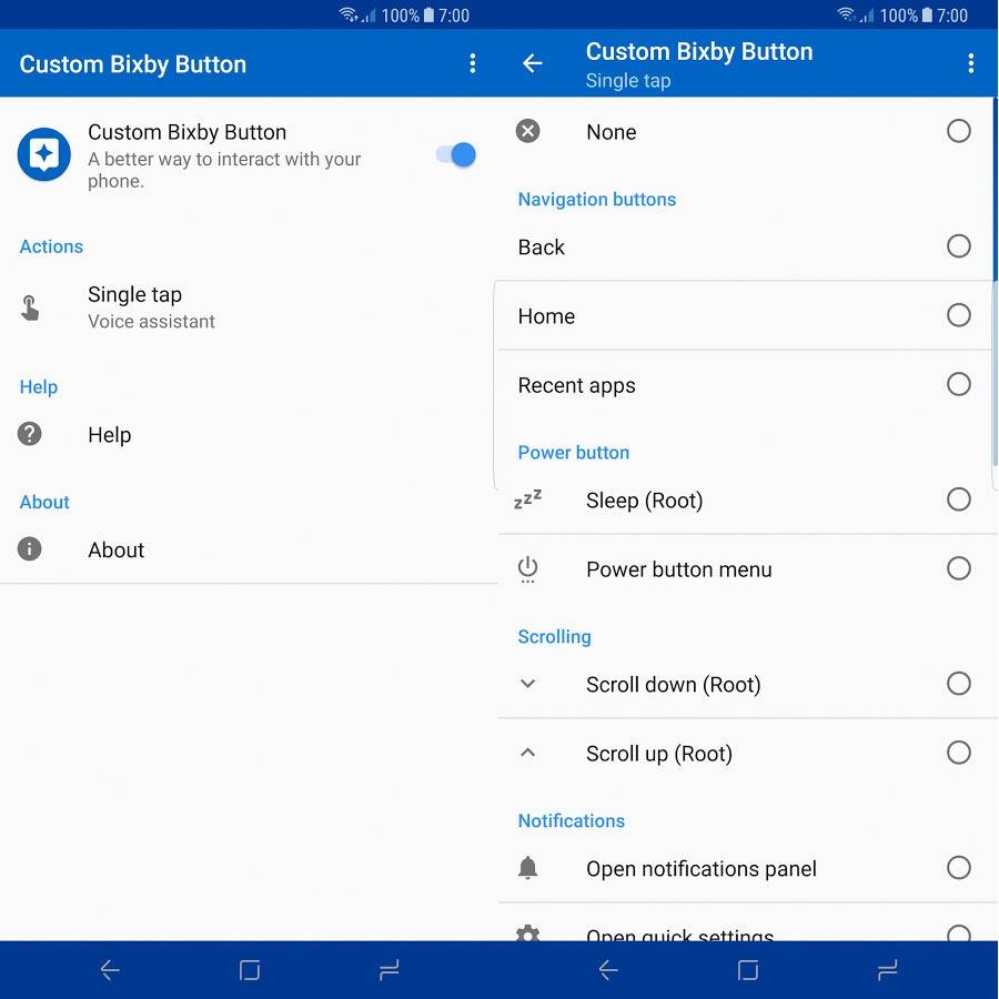 10 trucos para sacar el máximo partido al Samsung Galaxy Note 8 botón Bixby