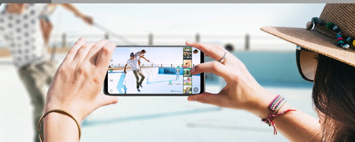 Consigue un LG V30+ en eBay a un precio de 600 euros