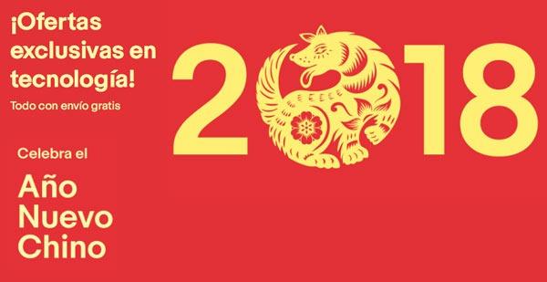 Note8, iPhone X o Huawei P10 Lite en ofertas de eBay por año nuevo chino