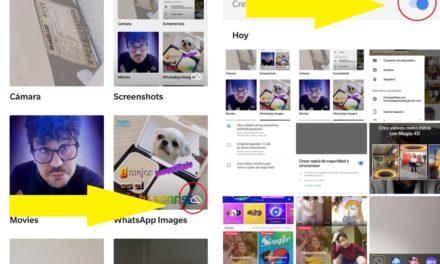 Cómo sincronizar las carpetas de tu teléfono Android con Google Fotos