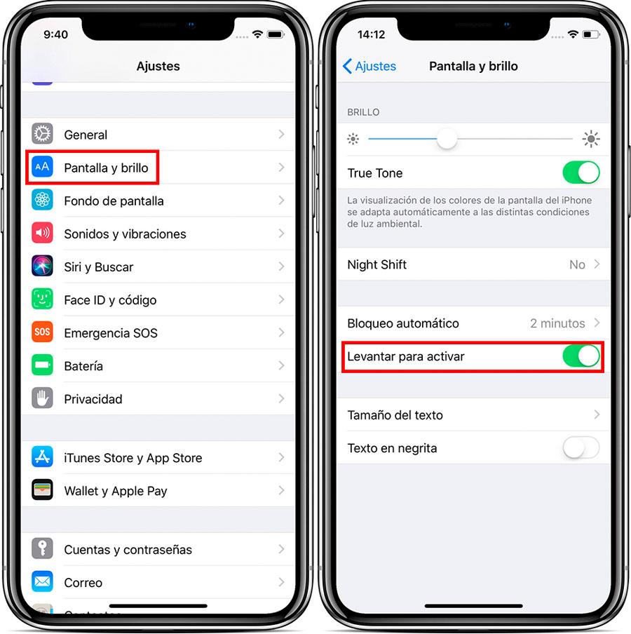 5 trucos para iPhone X activar pantalla