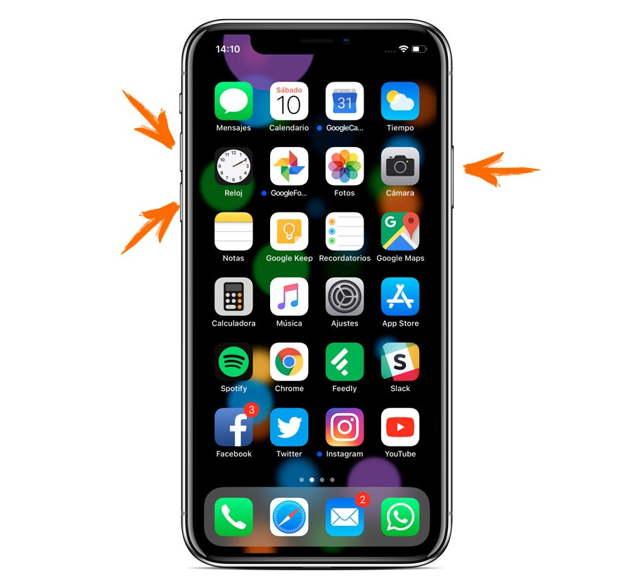 5 trucos para iPhone X desactivar Face ID